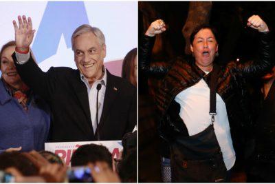 Piñera y Sánchez logran su primer objetivo: competirán en las elecciones de noviembre