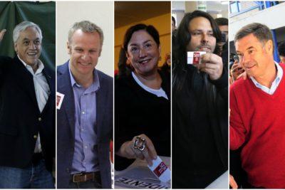 Cinco hitos que dejaron las primarias presidenciales