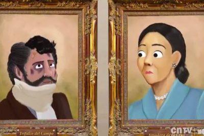 Trifulco y Amadora: Los personajes animados que enseñan Educación Cívica a los niños