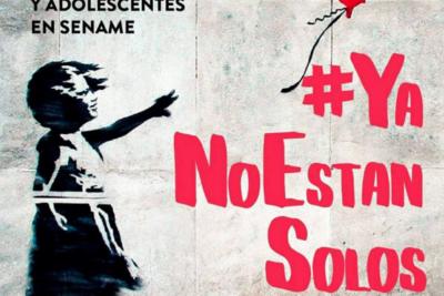 Convocan marcha ciudadana para protestar por la crisis del Sename