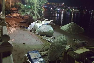 Terremoto de magnitud 6,7 sacude a Grecia y a Turquía y deja un saldo de dos muertos