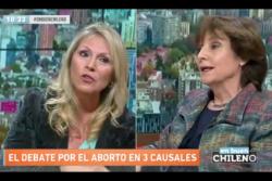 VIDEO |Lily Pérez y Pilar Molina protagonizan el enfrentamiento más jugoso de En Buen Chileno