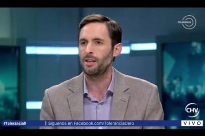 VIDEO | Matamala revive de ultratumba frase para enmarcar de Iván Moreira sobre divorcio
