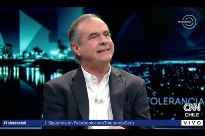VIDEO | La declaración en vivo de Ignacio Walker que de seguro no dejó dormir a Ricardo Rincón