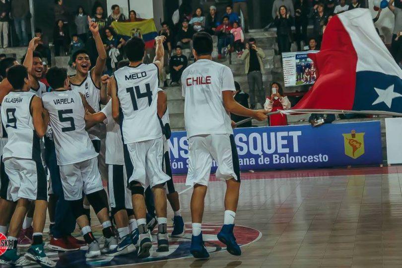 VIDEO l Así fue el histórico triunfo de Chile sobre Argentina en basquetbol Sub 17