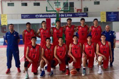 Chile hace historia y es campeón de Sudamericano de basquetbol sub 17 tras vencer a Argentina
