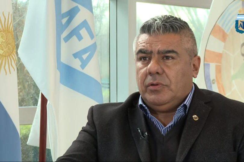 """Presidente de AFA: """"Tengo enormes expectativas de que le quiten los puntos a Chile"""""""