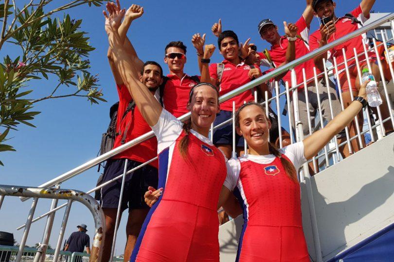 Los 8 logros que coronaron el fin de semana más prolífico del deporte chileno