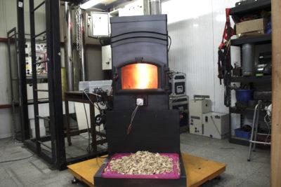 Científicos chilenos desarrollan prototipo de estufa a chip para uso domiciliario