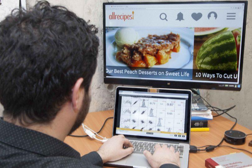 Crean monitor para medir índices de obesidad según la actividad en redes sociales