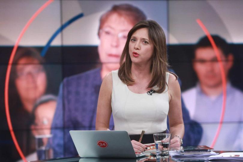 Mónica Pérez renunció a TVN en medio de cuestionamientos a su contrato como corresponsal