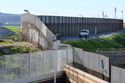 Pentagóno da luz verde a US$1.000 millones para construir muro en la frontera con México