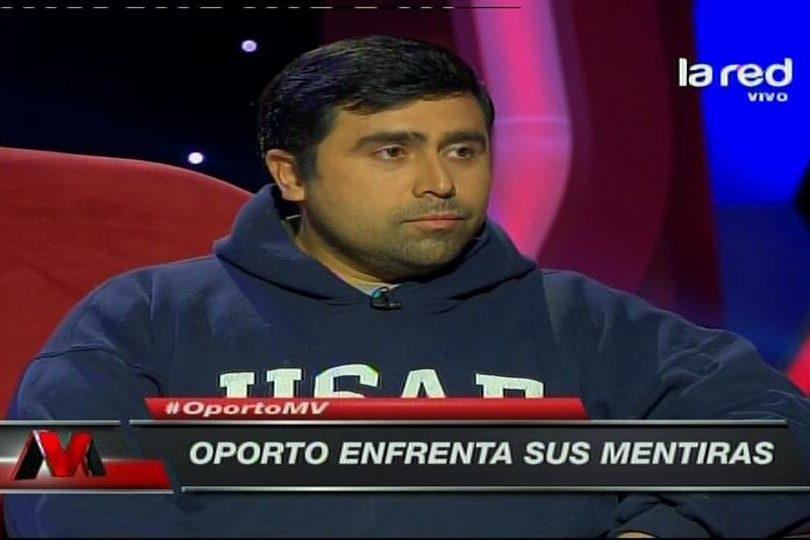 VIDEOS   Pablo Oporto defiende sus mentiras y reitera que fue asaltado más de 100 veces