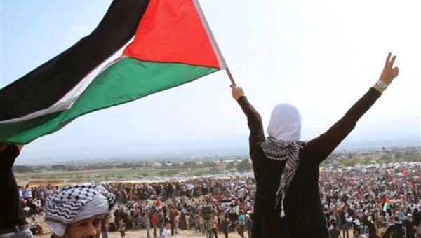Palestina no existe