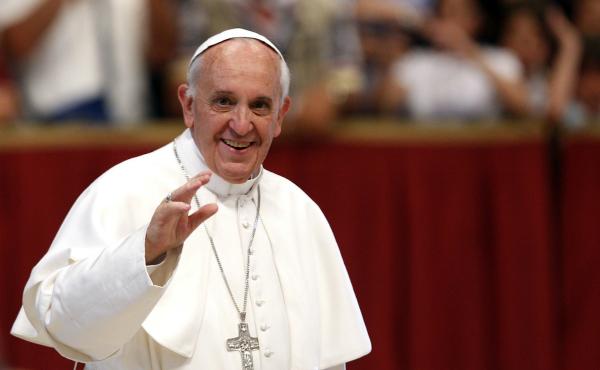 La UDI y la DC se unen para pedir que los días de la visita del Papa Francisco sean feriados