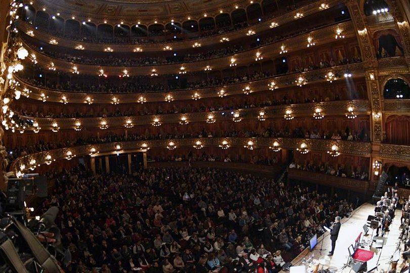 VIDEO | Así fue el concierto homenaje por los 100 años de Violeta Parra en Argentina