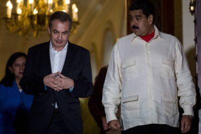 Rodríguez Zapatero negó entrevista con La Tercera sobre situación política de Venezuela
