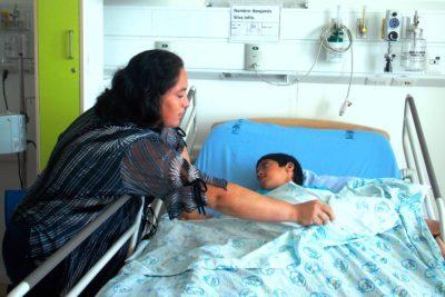 El derecho a acompañar a un hijo enfermo (y de un niño a ser acompañado)