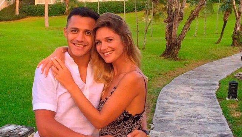 VIDEO+FOTOS | Alexis Sánchez asume giro en su vida: confirmó romance con Mayte Rodríguez