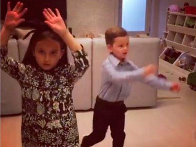 """VIDEO   """"Despacito"""" llega a la Casa Blanca: nietos de Trump se lucen bailando el hit del momento"""