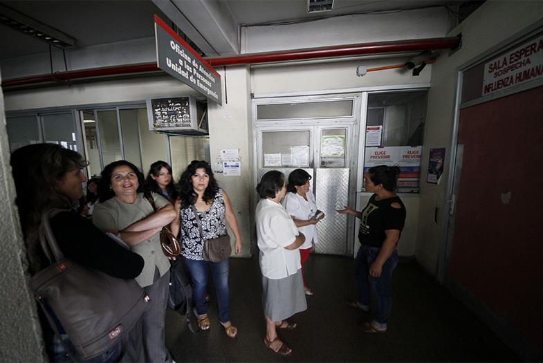 Contraloría detecta irregularidades en Hospital Barros Luco