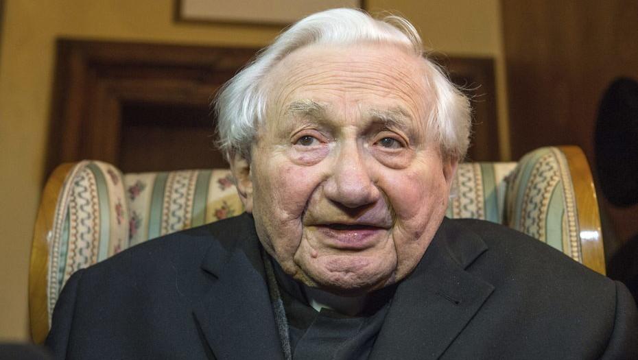 """""""Hermano de Benedicto XVI es acusado de encubrir el abuso sexual de más de 540 niños en Alemania"""""""
