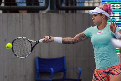 VIDEO l Los desesperados gritos de una tenista en Wimbledom