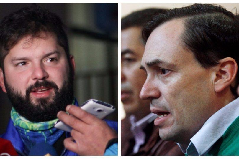 El áspero debate entre Gabriel Boric y Pablo Velozo (PS) que encendió la mañana radial