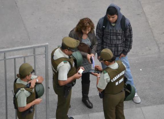 """""""Portazo del Injuv al control de identidad a menores"""""""