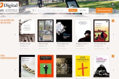 BP Digital: El Netflix chileno de libros gratuitos