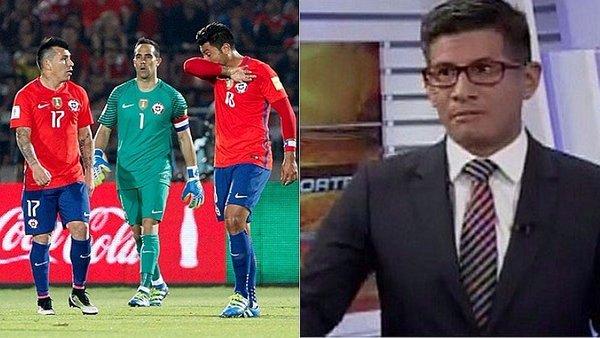 """VIDEO   Periodista peruano otra vez contra la Roja: """"Es la selección campeona de la trampa"""""""