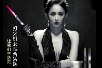 Mujeres chinas compran lanzallamas de bolsillo para hacer frente a aumento de acoso sexual