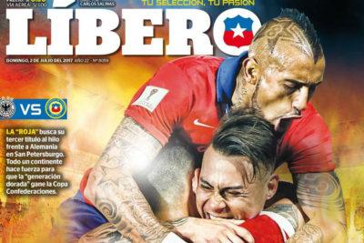 FOTO  La nueva portada del diario peruano que se declaró hincha de Portugal en la semifinal