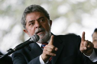 Tribunal Supremo sentencia a 12 años de cárcel al ex presidente Lula da Silva