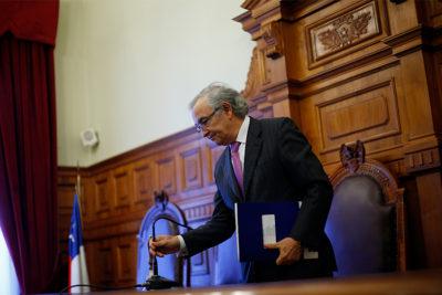 Las razones que tuvo el único ministro de la Suprema para mantener condena contra Mauricio Ortega