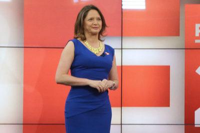 """Sindicato de TVN reacciona a la renuncia de Mónica Pérez: """"Nunca se dudó de su profesionalismo"""""""