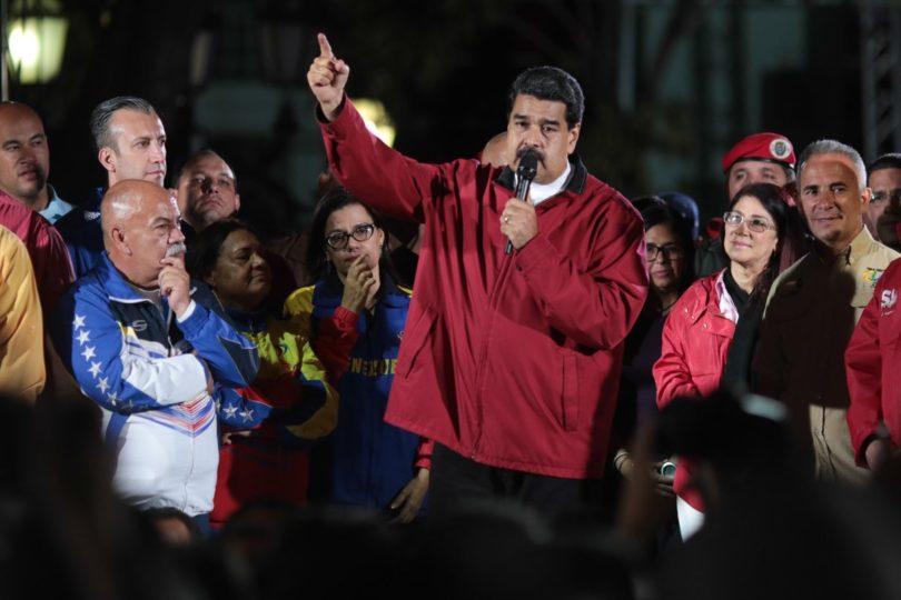 Maduro cifra en 60% la abstención en votación por Asamblea Constituyente y oposición habla de 85%