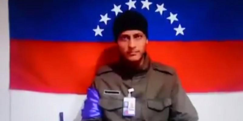 VIDEOS |Reaparece militar que lideró ataque a Tribunal Supremo de Venezuela