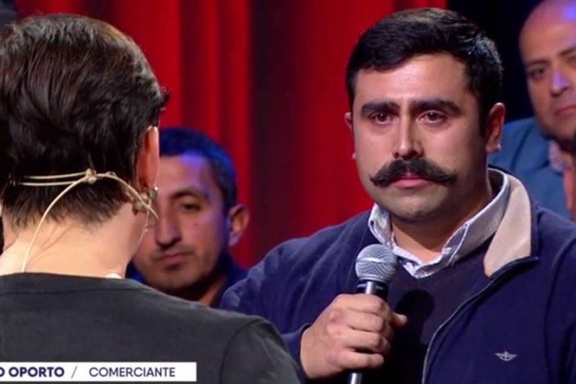 El Chile inexistente de Pablo Oporto y nuestros medios de comunicación