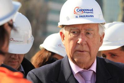 Alcalde Torrealba le paró el carro a Paulmann