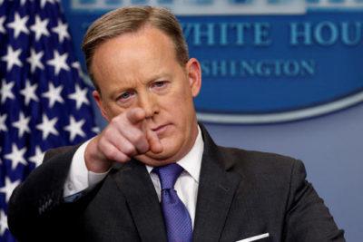 VIDEO   Los tropiezos Sean Spicer, el renunciado vocero de la Casa Blanca