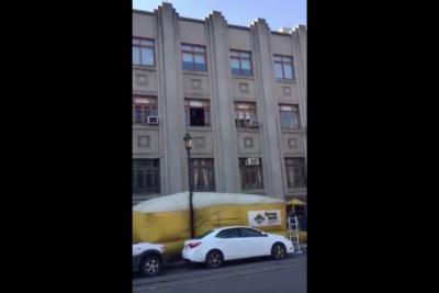 VIDEO |Algo salió mal en este simulacro de bomberos en Talca