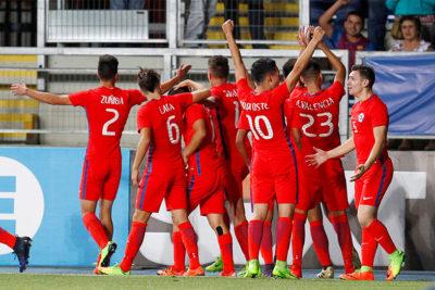Los rivales y fechas de Chile en el Mundial Sub-17 de la India