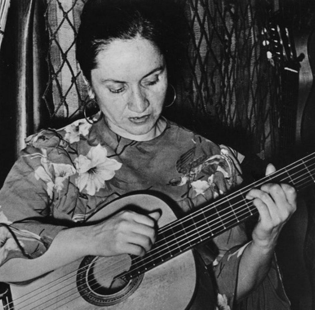 Preparan inédito homenaje sinfónico a Violeta Parra por su natalicio