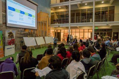 Programa Diálogos para el Desarrollo: vecinos de María Elena definen proyectos para mejorar su calidad de vida
