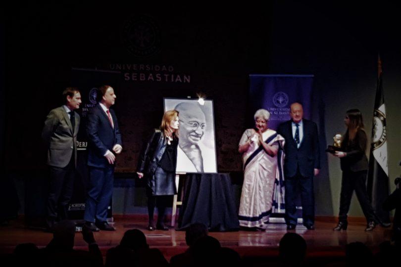 Vicepresidenta de la Suprema argentina recibe importante distinción en Chile