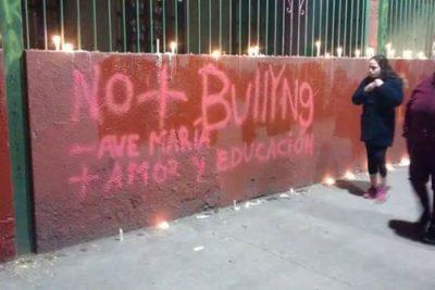 Denuncian suicidio de niña de 12 años por bullying en su colegio de Quinta Normal