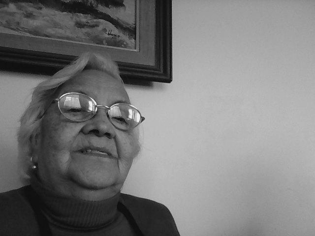 DC inscribe candidata de 87 años al Senado