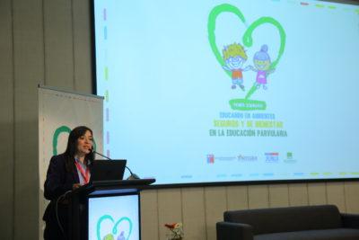Expertos discuten sobre prevención en primer seminario de seguridad en jardines infantiles