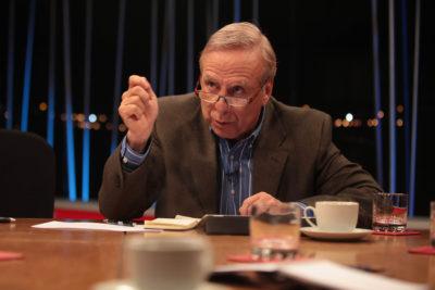Panelistas de Tolerancia Cero no sueltan a Guillier y lanzan indirecta que (casi) pasó desapercibida